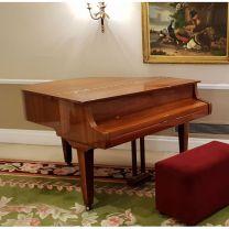 Used Hupfeld Baby Grand Piano