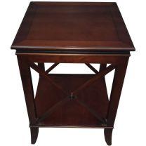 Small Veneer Top Coffee Table