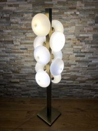 Stunning 10 Arm Standing Lamp Complete with Shades