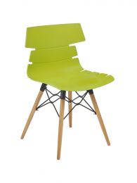 Thames Lime Side Chair