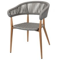 Madrid Outdoor Arm Chair - Natural