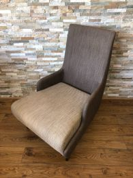 Ex-Hotel Luxury High Back Lounge Chair
