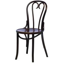 Bentwood Myra Side Chair - Walnut