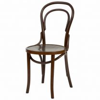 Bentwood Olivia Side Chair - Walnut