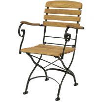 Cromer Outdoor Folding Armchair