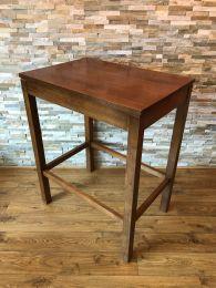 Ex Restaurant High Poseur Table. 87cm x 60cm Table Top and 110cm High