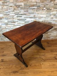 Original Pub / Bar Refectory Table with 106cm x 60cm Top