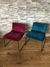 Pair of Pedrali Italian Designer Lounge / Conference Chairs