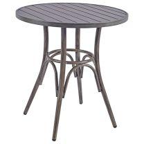Prague Outdoor Table - Grey