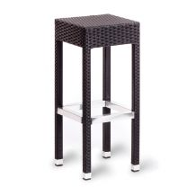 Malta Weave Outdoor Bar Stool