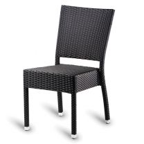 Malta Weave Outdoor Side Chair