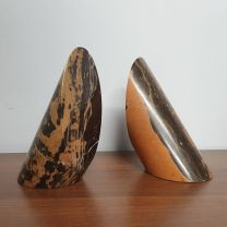 Used Stone Book Ends