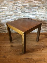 Ex Restaurant 80cm Square 4 Leg Dining Table