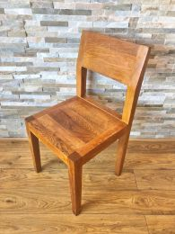 Ex Restaurant Solid Wood Dining Chair