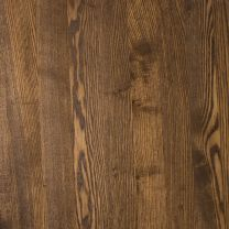 Coffee Walnut Solid Wood Ash Table Tops 25mm Thick