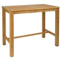 Whitby Outdoor Bar Table 140x80cm