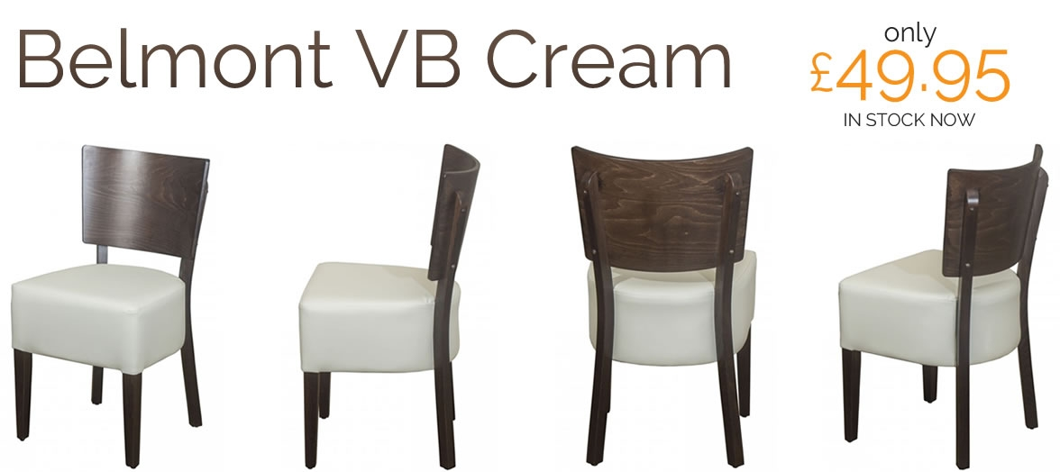 belmont veneer back cream
