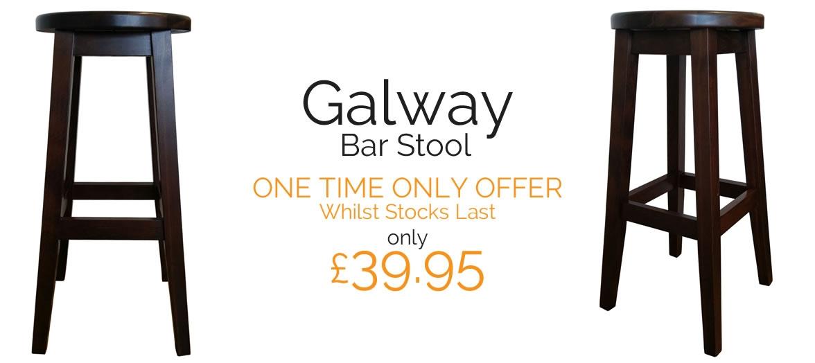 galway bar stool