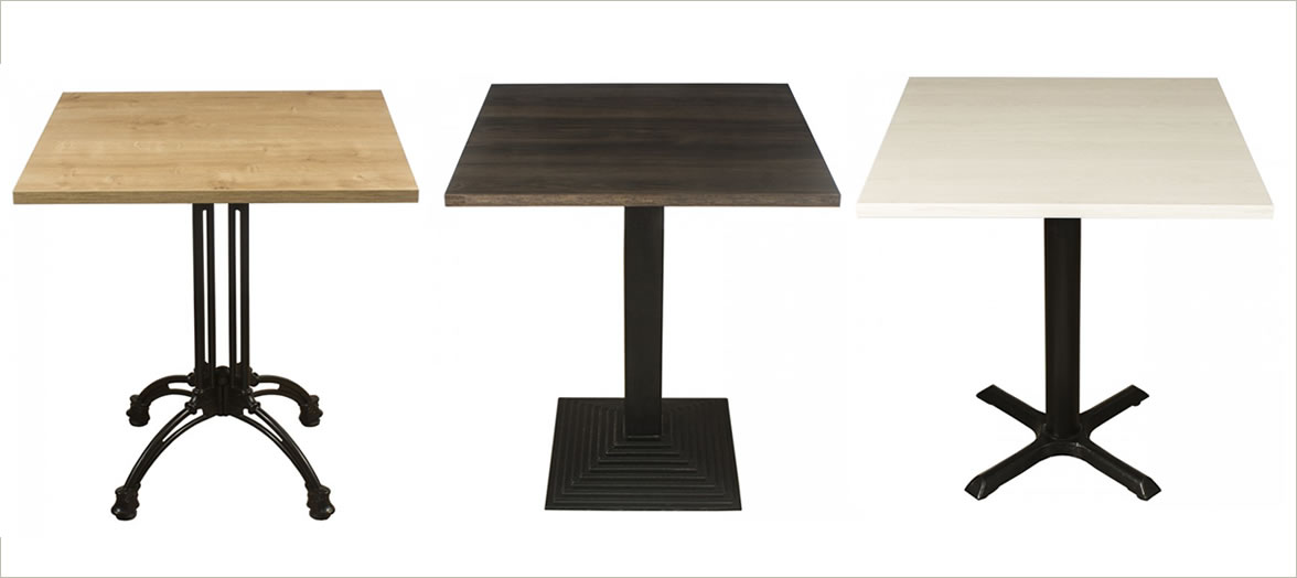complete restaurant tables