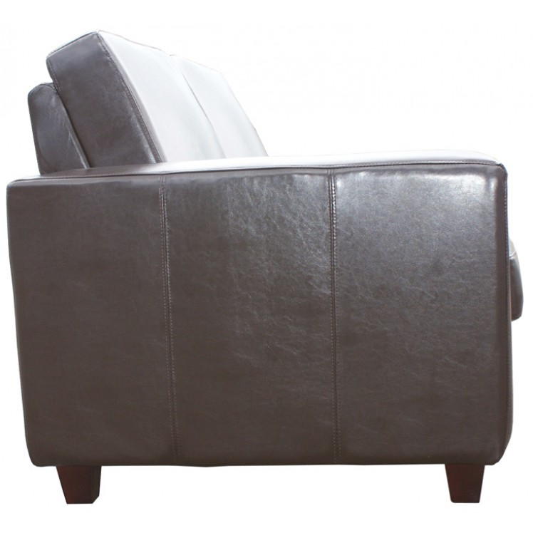 Black Covent 2 Seater Sofa