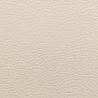 Cream Faux Leather Swatch